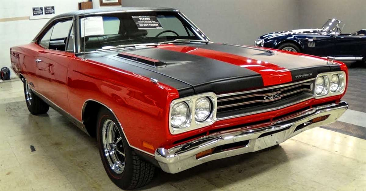 1969 gtx fastest american muscle cars