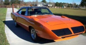 The Plymouth Superbird Fastest American Muscle Cars