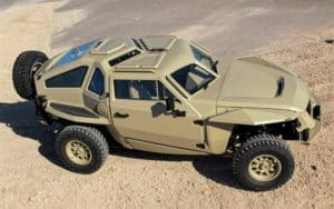 FLYP Military Jeep