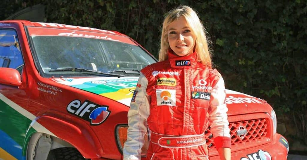 10 Most Appealing Female Race Car Drivers - Page 8 of 11