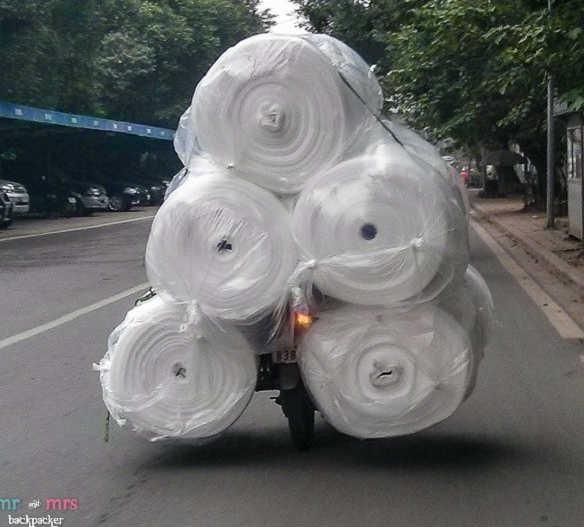 bike carries big load