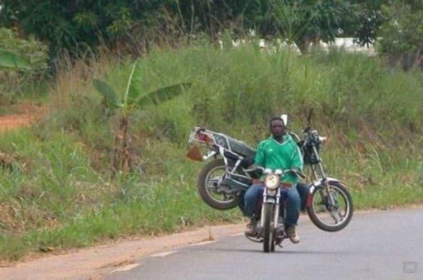 bike carrying bike