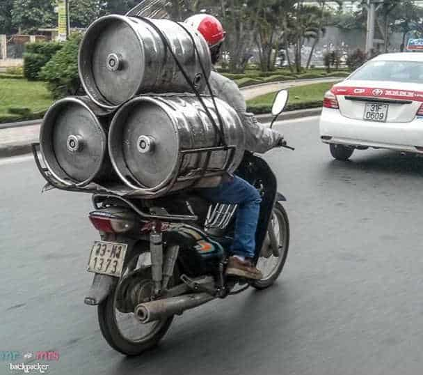 ridiculous motorcycle