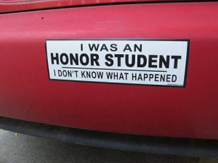 Images Of Funny Bumper Stickers