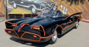 BatMobiles Adam west