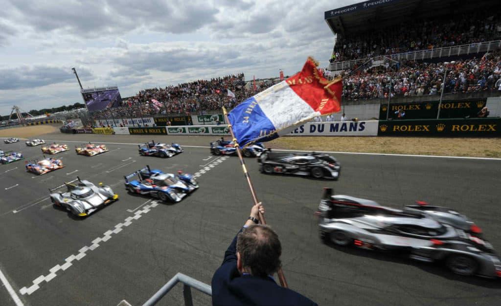 Le Mans 24 race