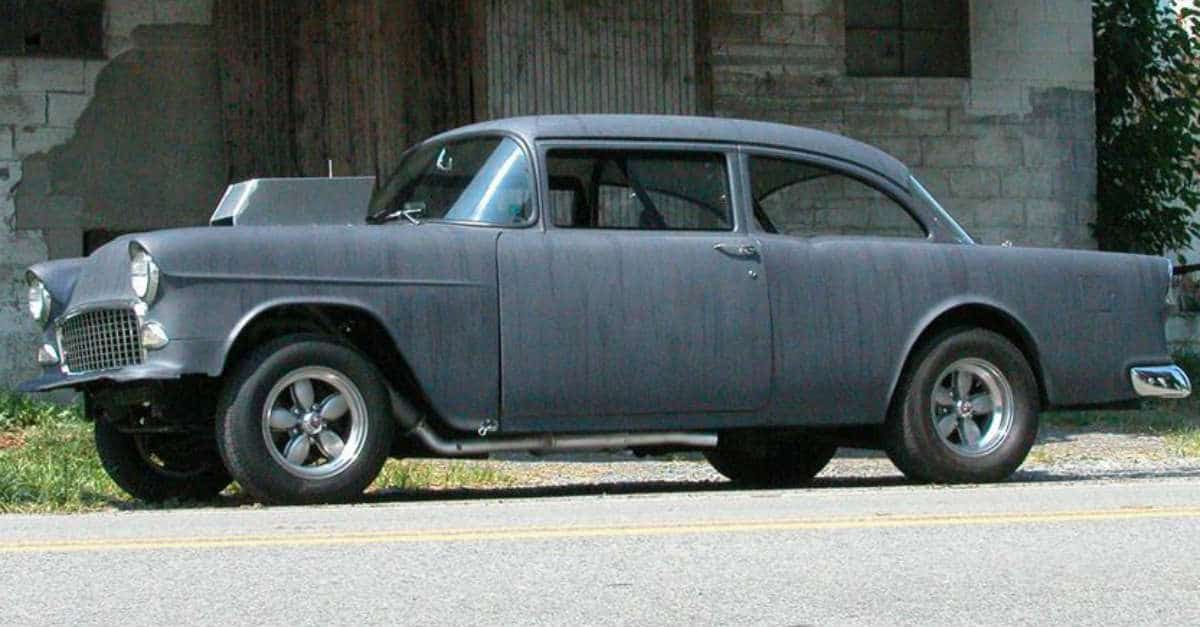 Two Lane Blacktop movie car