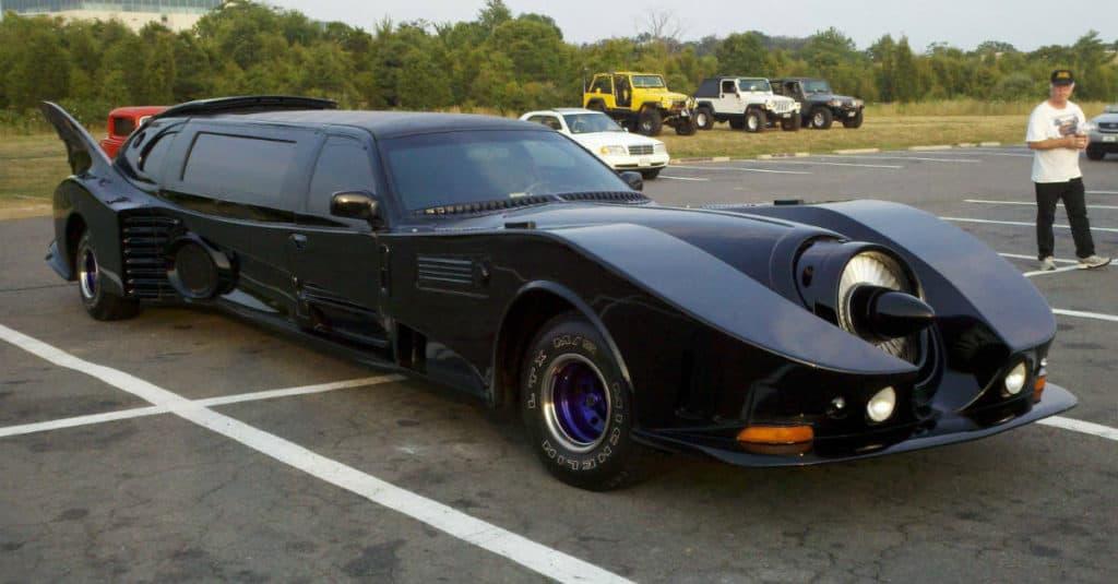 car mods batman limo