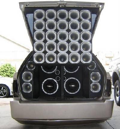 scion speaker mods