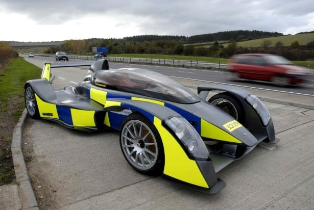 What Is The Top Speed Of A Police Car