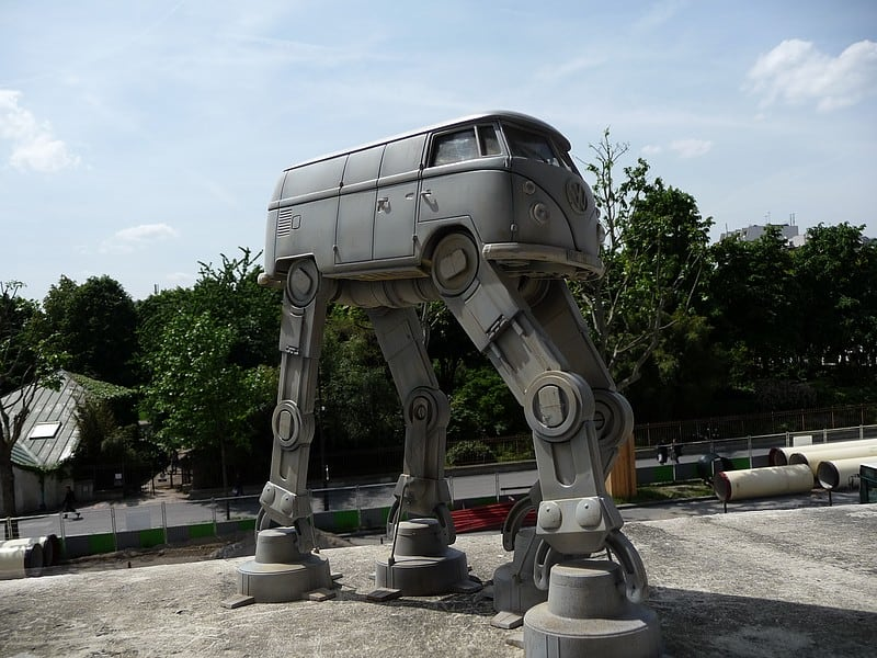 Star wars Car mod