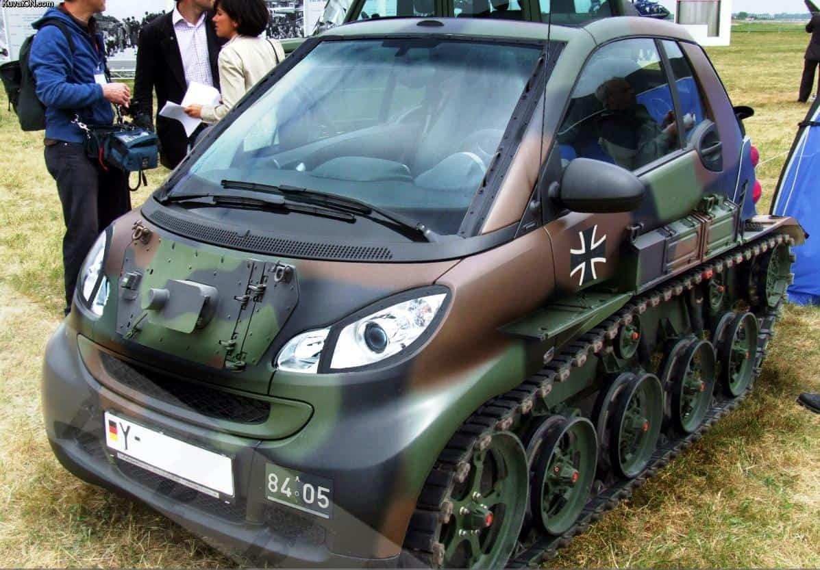 Smart Car Mod