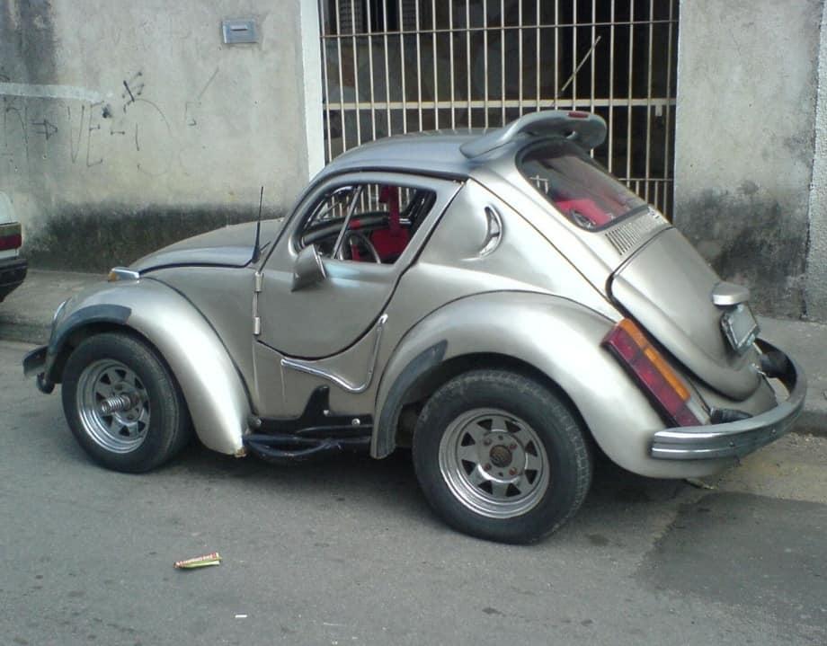 Bug car mod