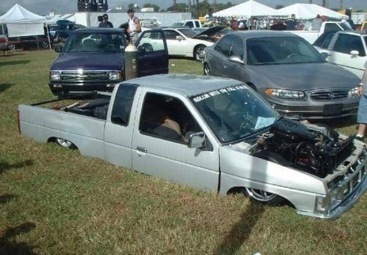lower truck mod
