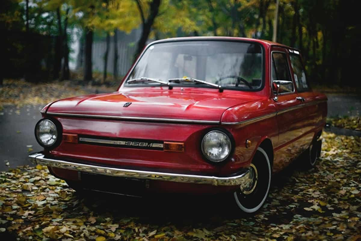best selling cars of all time ZAZ Zapororzhets