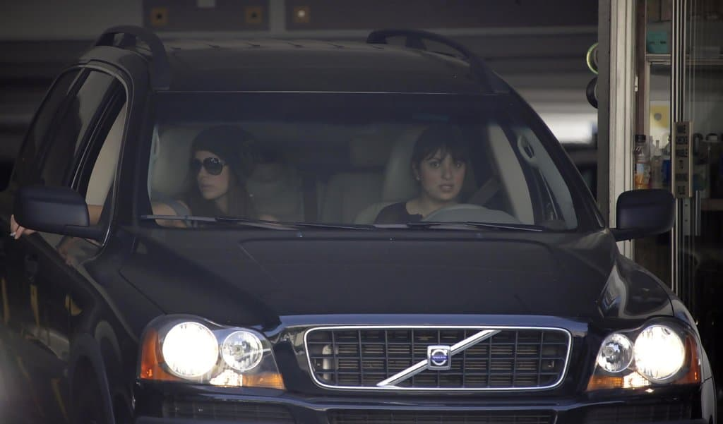 Kate Beckinsale car