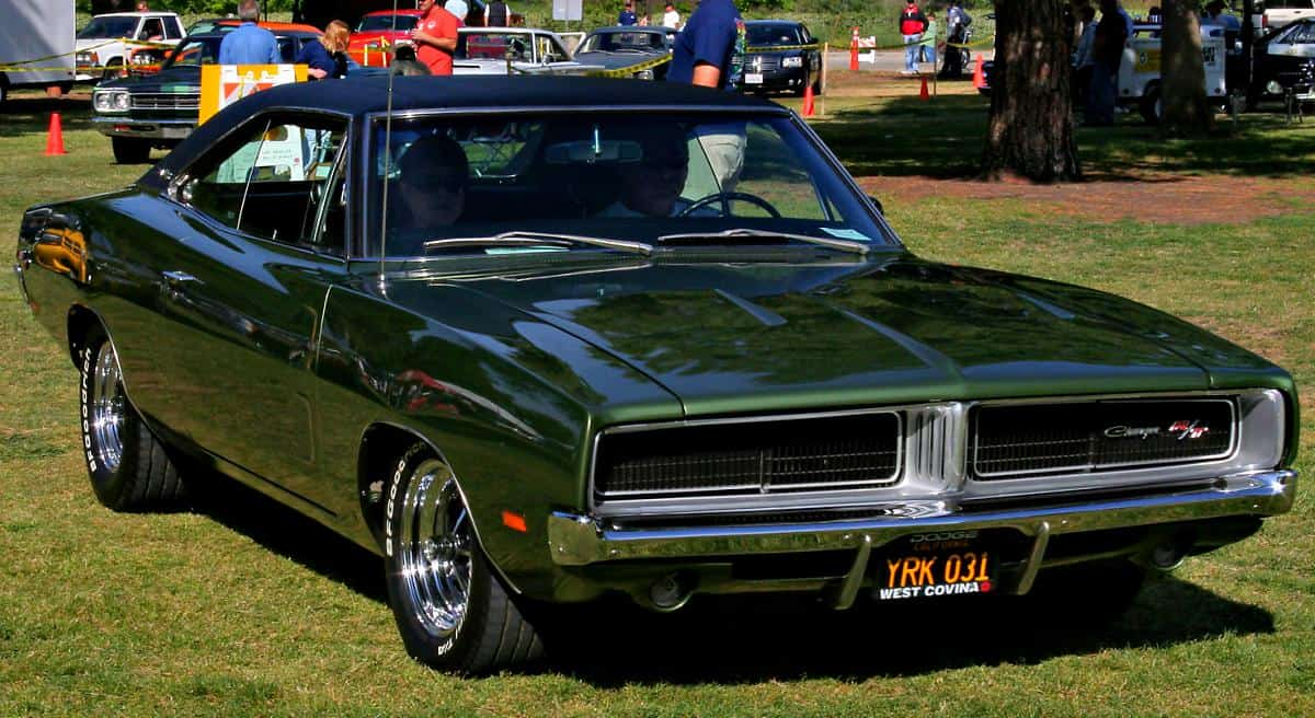 The Dodge Charger is a quintessential muscle car. Three years after the  first charger was produced in 1966, a key visual change was made.