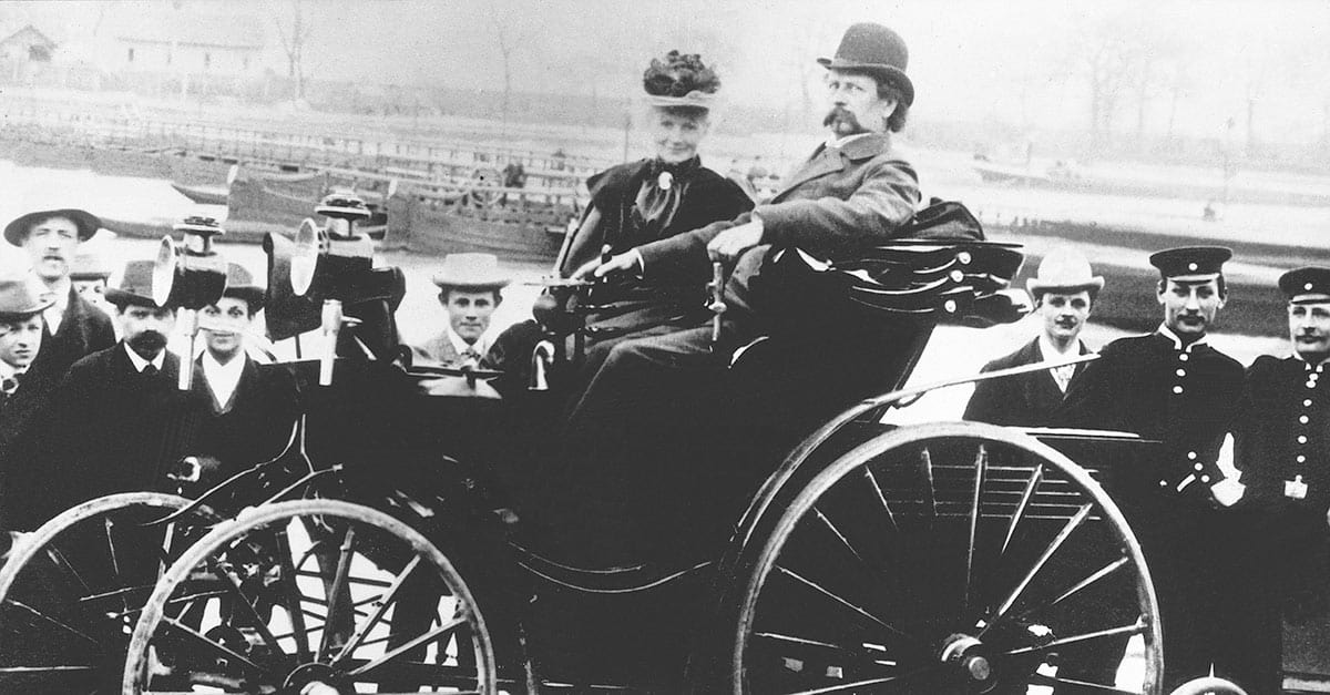 (21)Karl_Benz_Automobile
