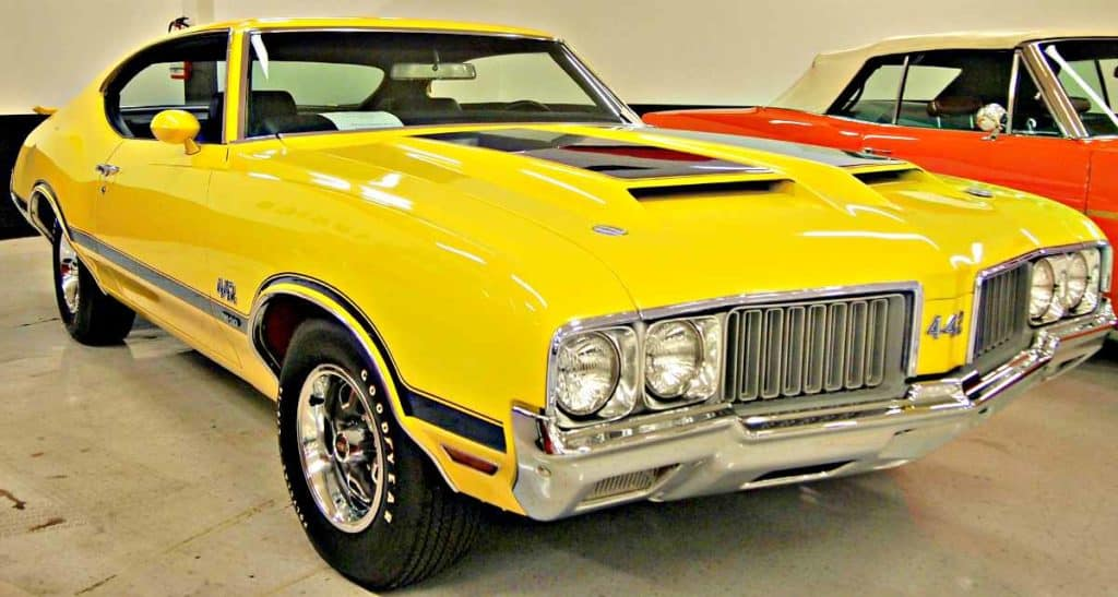 50 Coolest Facts About Muscle Cars