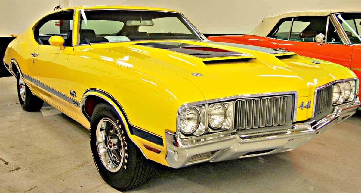40 Coolest Muscle Car Facts - Yeah! Motor