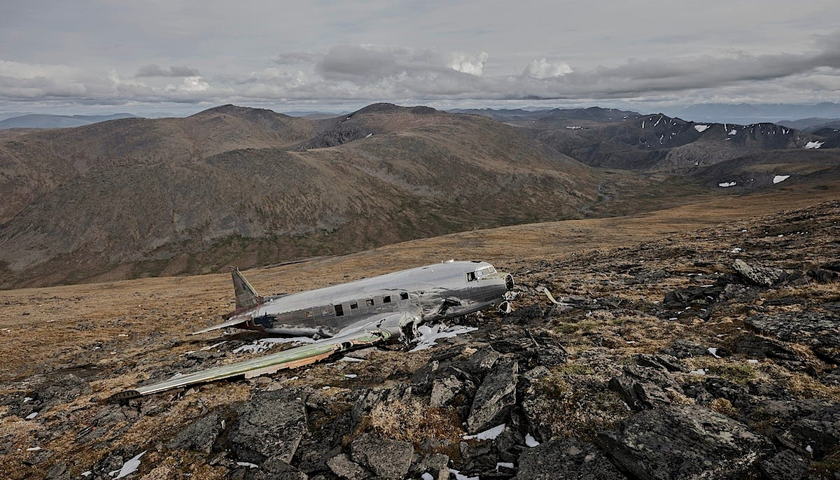 C-47 in Yukon, Canada