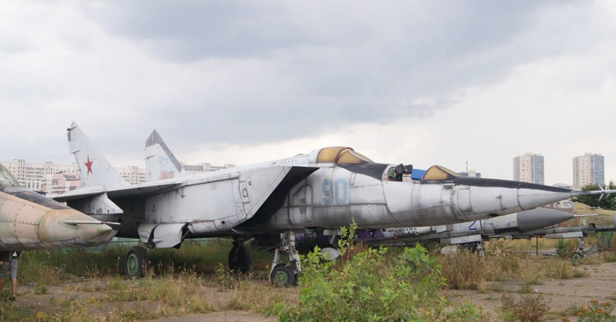 MiG-25PU_two_seat_trainer
