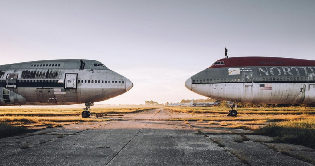 50 Incredible Abandoned Aircraft