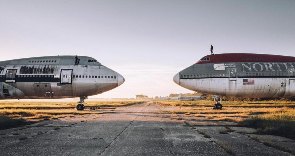 50 Incredible Abandoned Aircraft