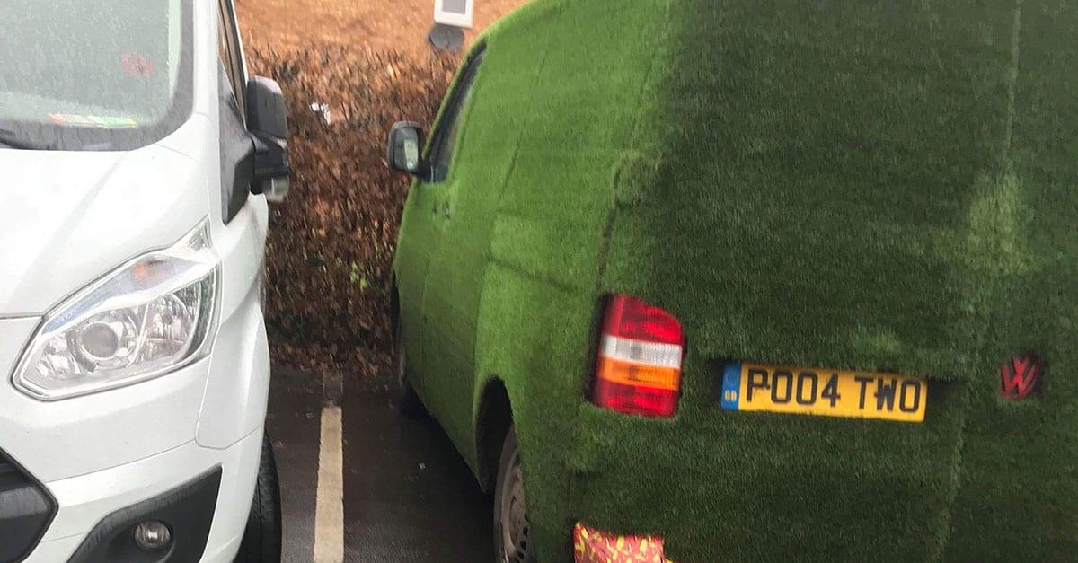 Grass_Van