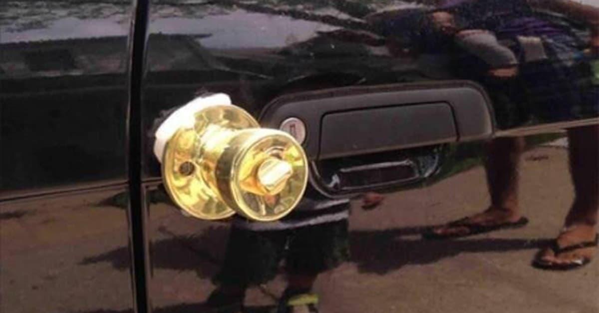 door_knob_Car_door