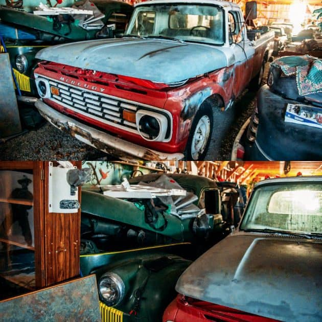 Merucy Studebaker Barn Finds