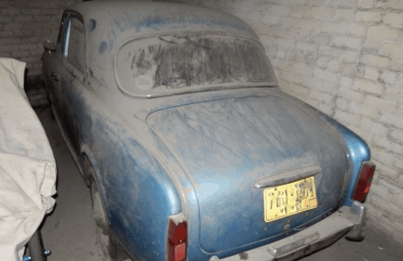 1961 Lanica Barn Find