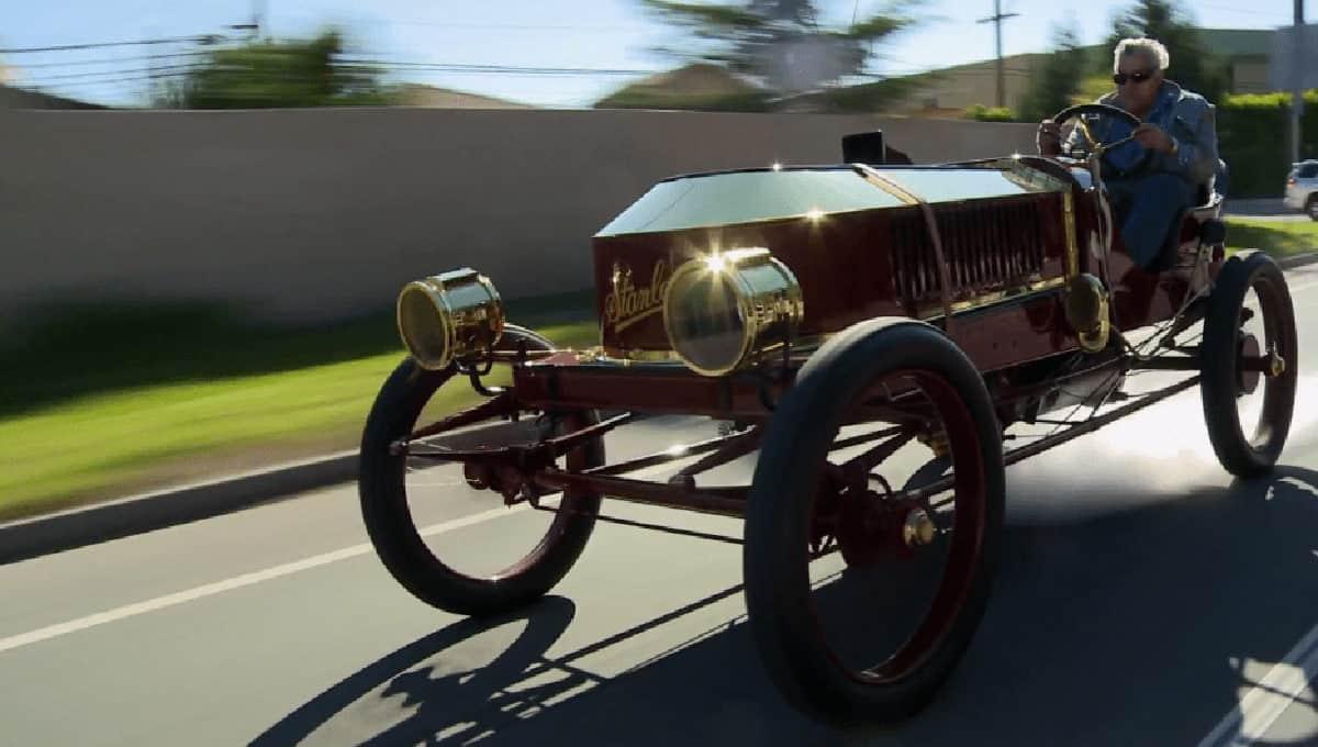 1906 Stanley Steamer Vanderbuilt Cup Racer