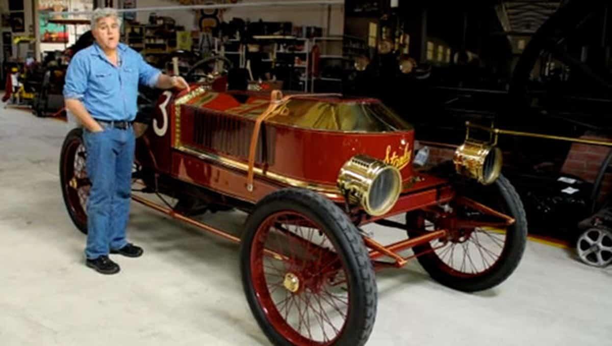 1909 Stanley Steamer