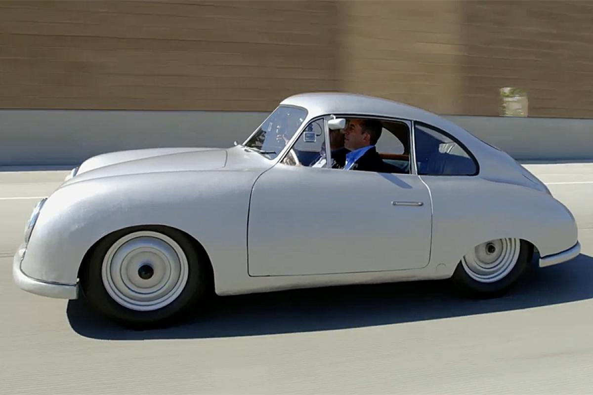 1949 Porsche 356 Jerry Seinfeld