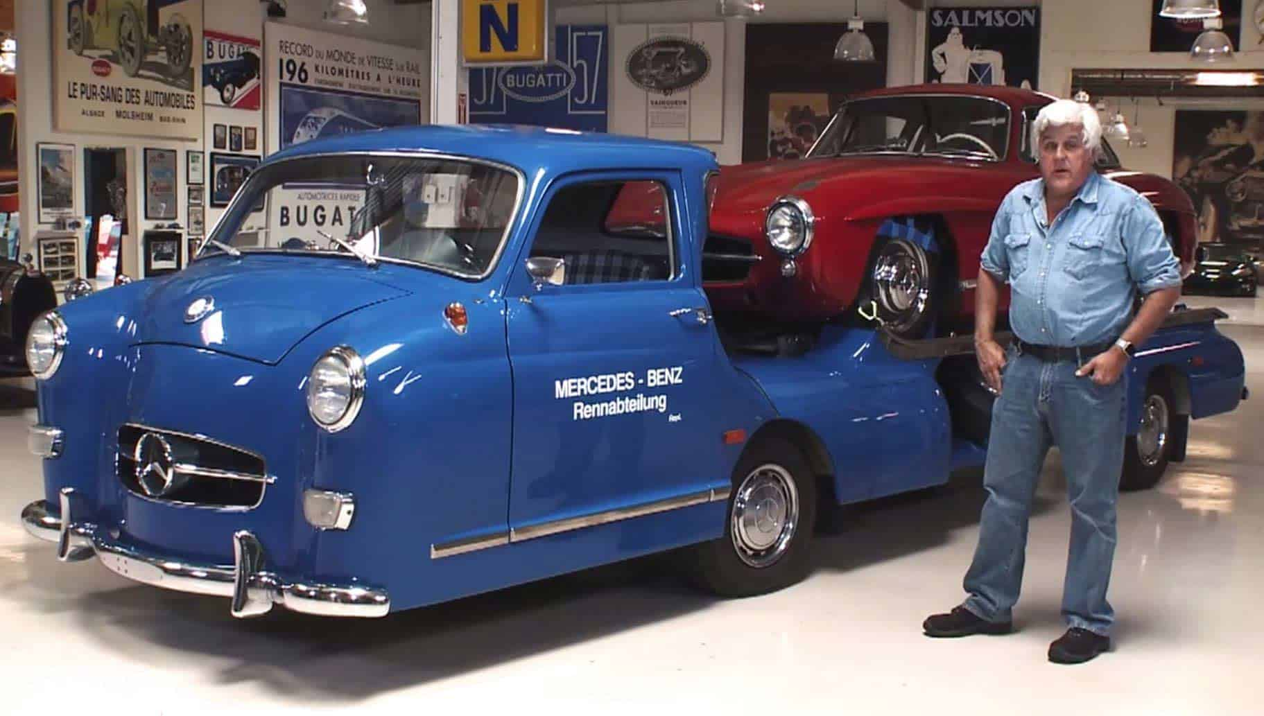 1950 Mercedes Transporter