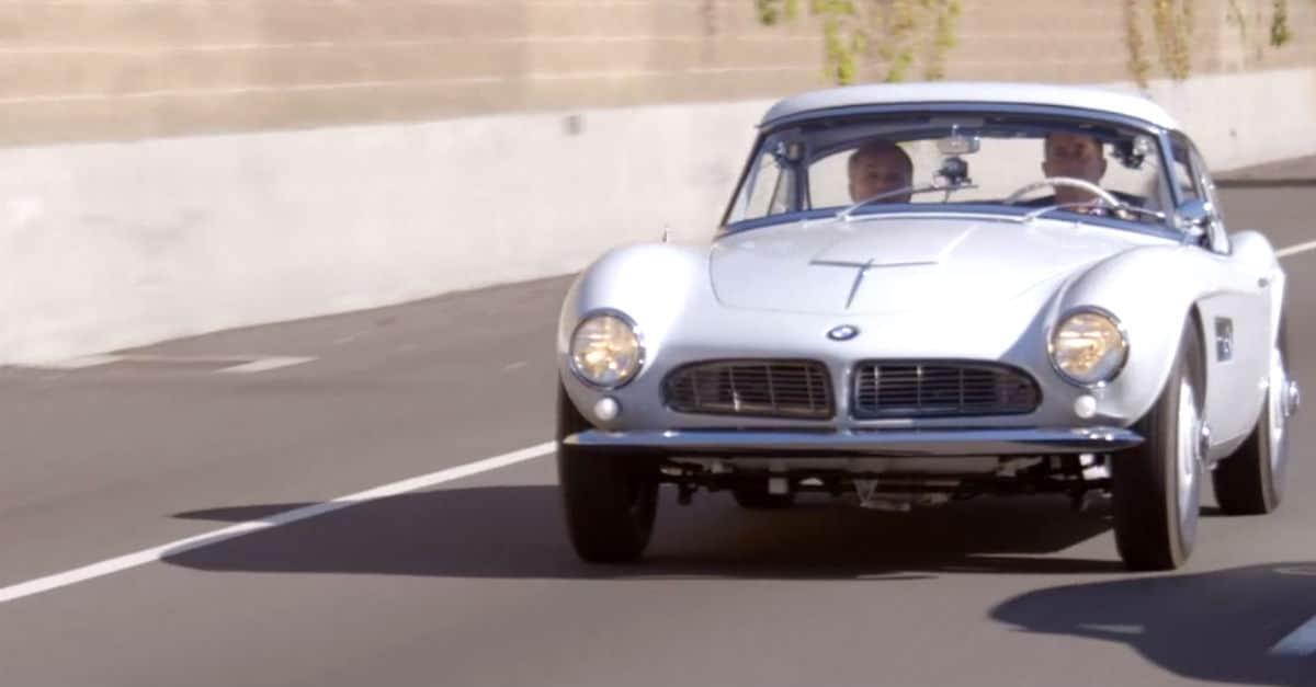1957 BMW 507 Series II Jerry Seinfeld