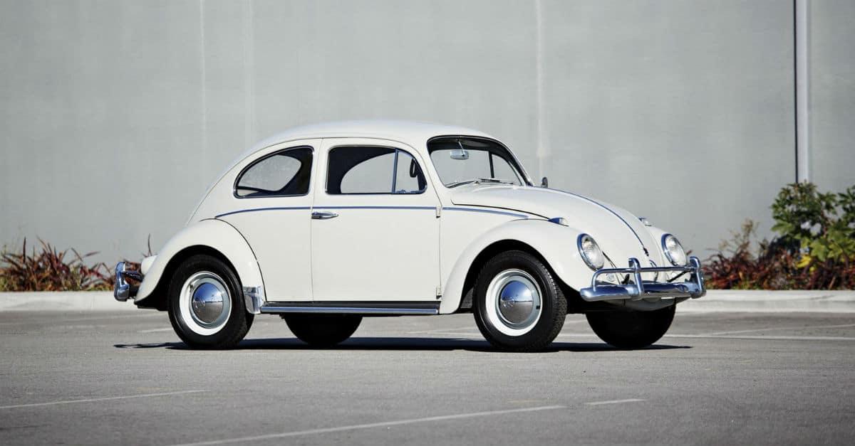 1960 Volkswagen Beetle Jerry Seinfeld