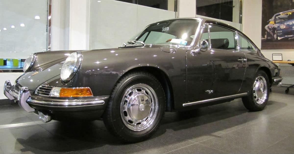 1964 Porsche 911 Jerry Seinfeld