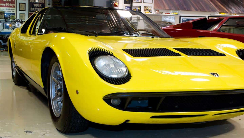 1967 Miura P400