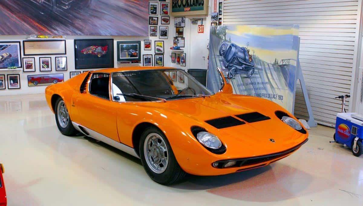 1969 Miura S