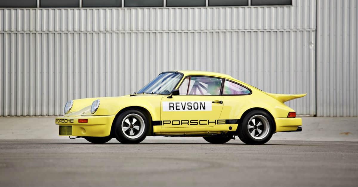 1974 Porsche 911 Carrera Jerry Seinfeld