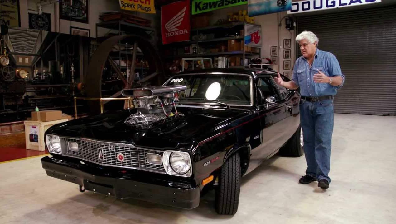 1975 Plymouth Duster Hemi