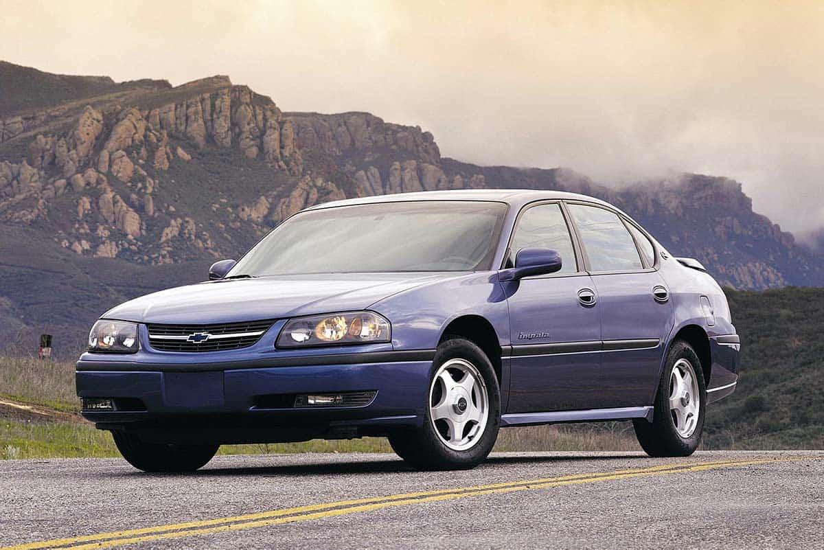1999 Chevrolet Impala(Wheelsage)
