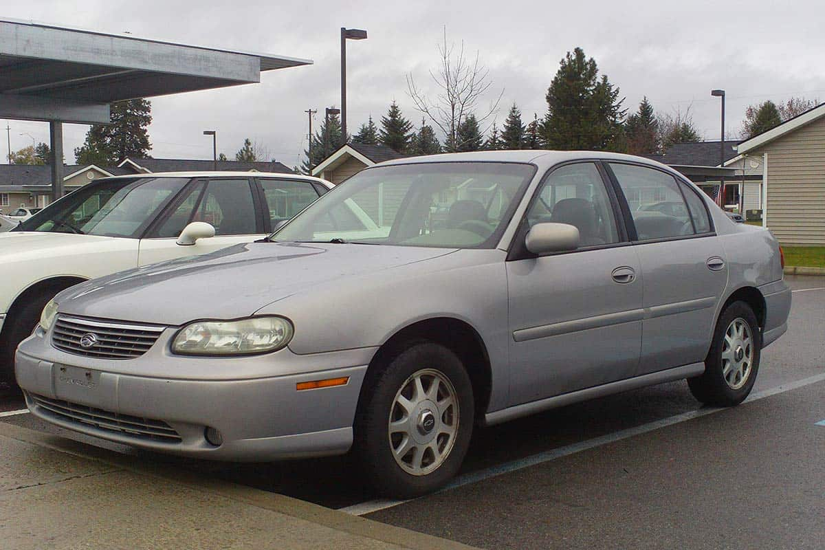 1999 Chevrolet Malibu(Car Domain)