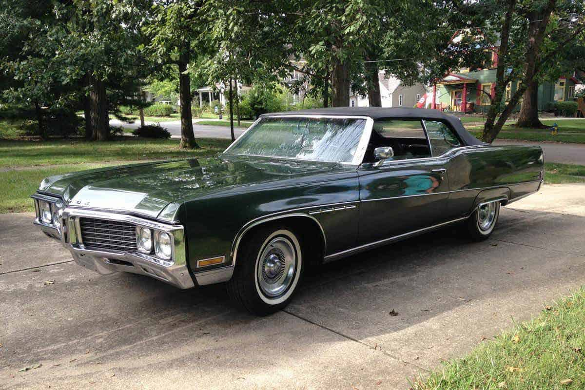 Buick Electra(Hemmings)