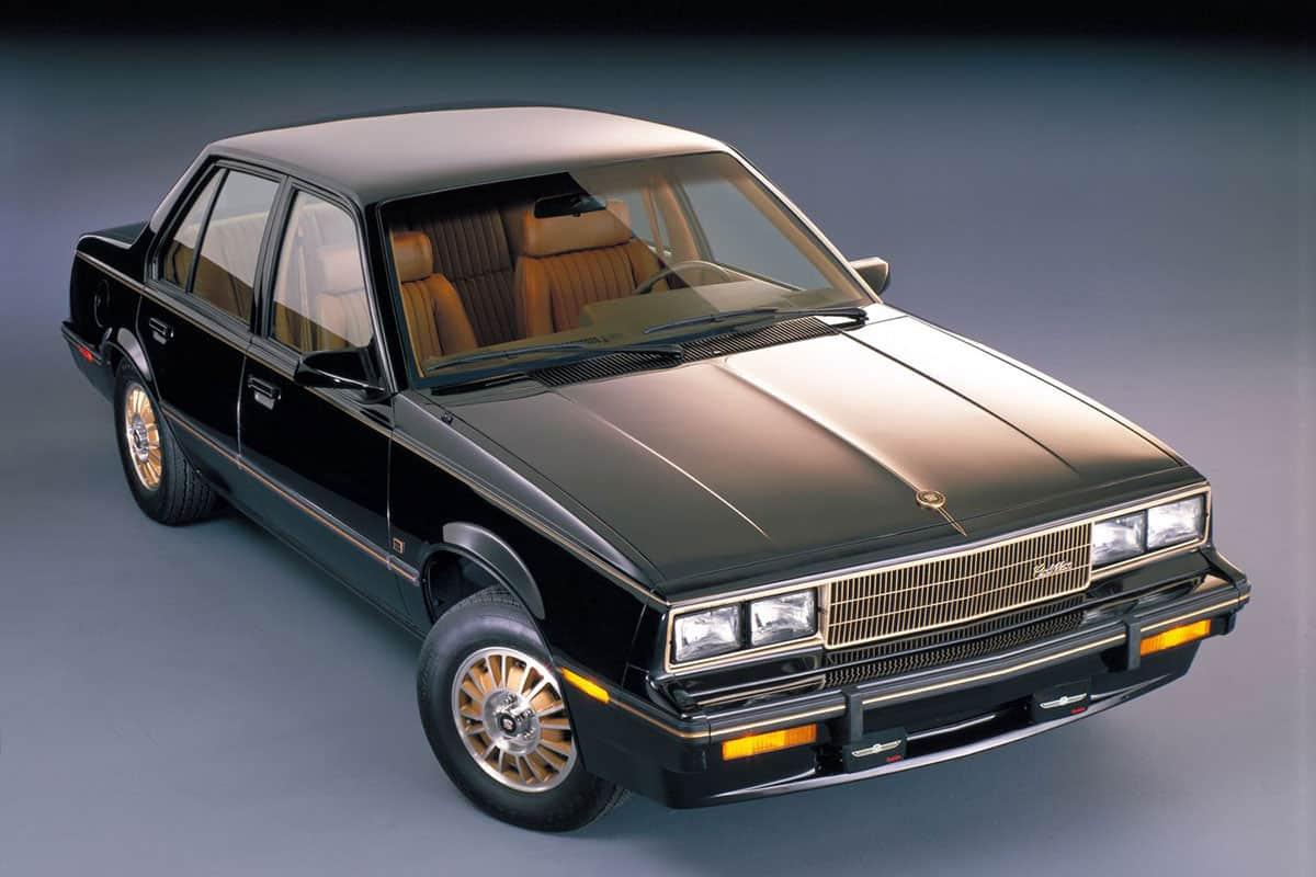 Cadillac Cimarron(Hemmings)