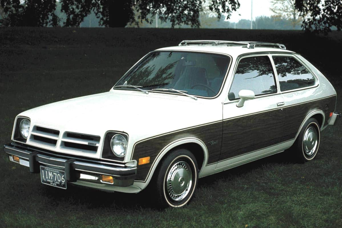 Chevrolet Chevette(Hemmings)