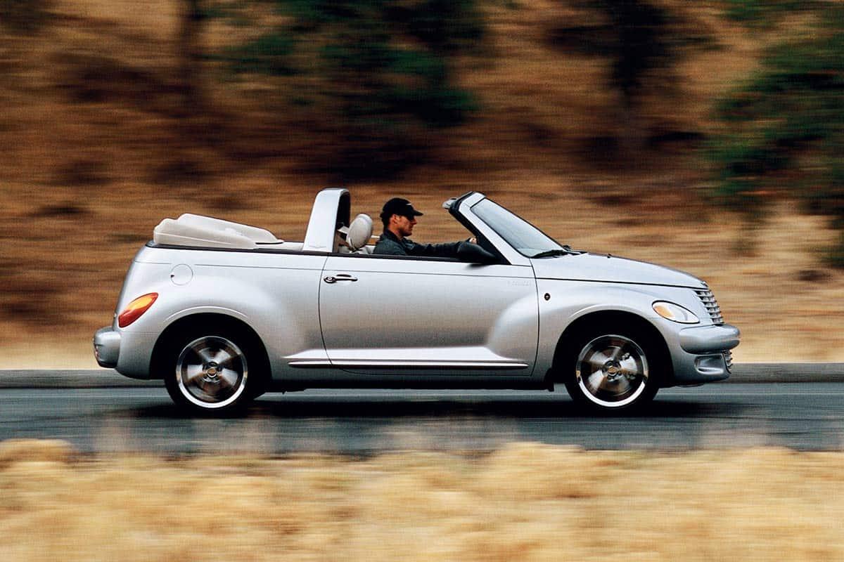 Chrysler PT Cruiser Convertible(Motor Trend)