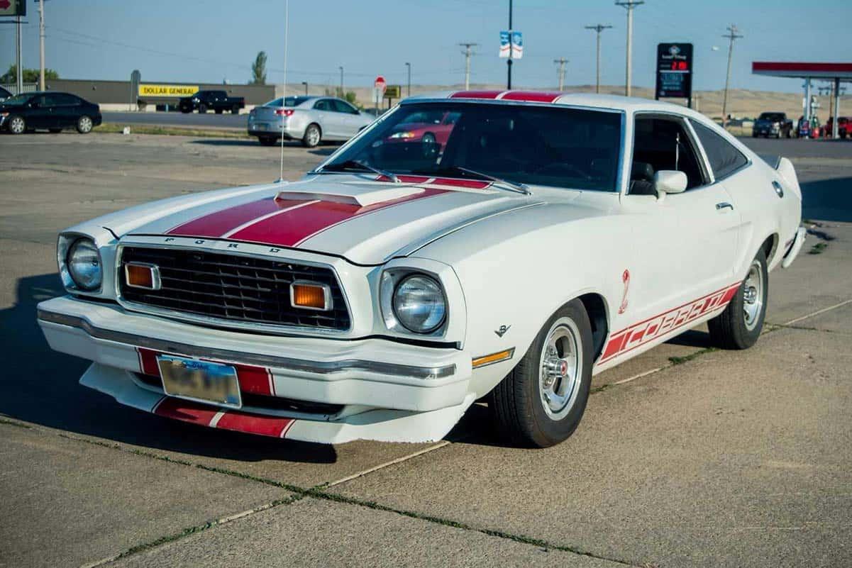 Ford Mustang II(Motor 1)